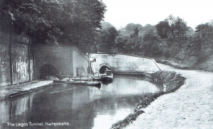 Kidsgrove: Harecastle Tunnels (1920's)