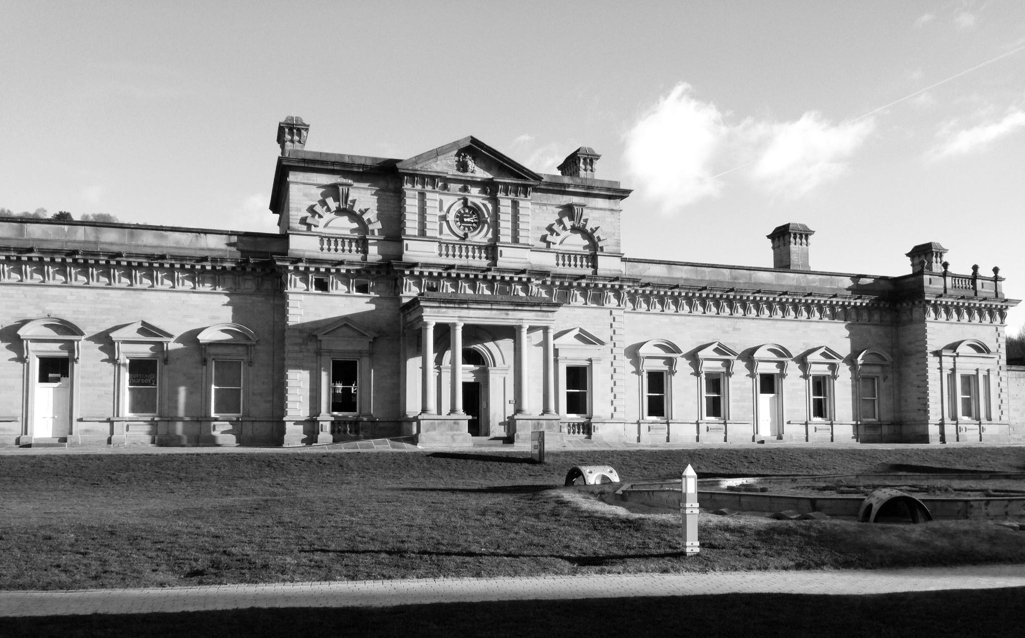 Halifax Railway Station (Rail Tour 2015)